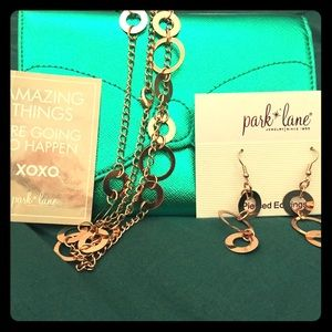 Park Lane Necklace and Pierced Earrings